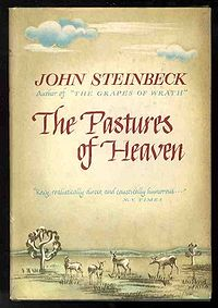 The Pastures of Heaven. 1946 ed.