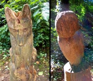 Woodland arts