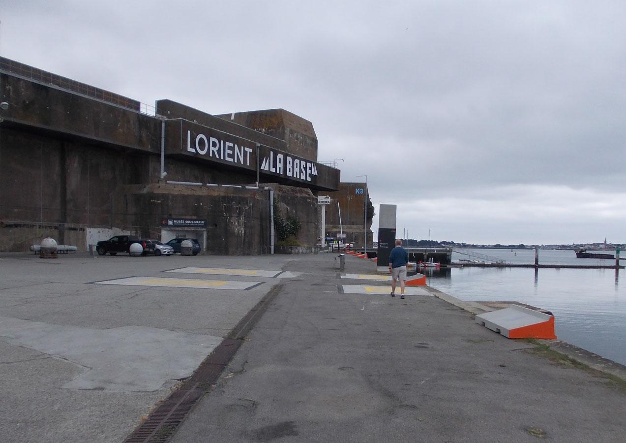 Lorrient Uboat base