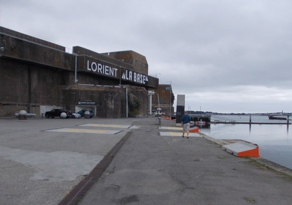 Lorrient Uboat base