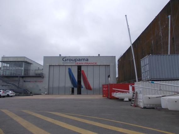 ocean racing centre